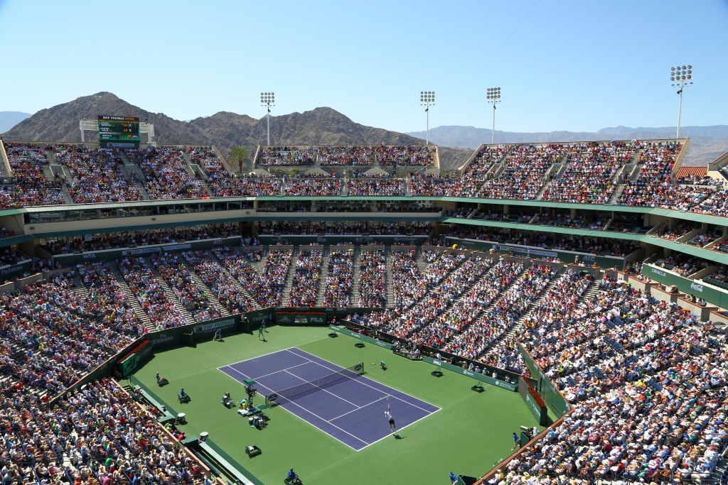 indian wells - Indian Wells Tennis Garden