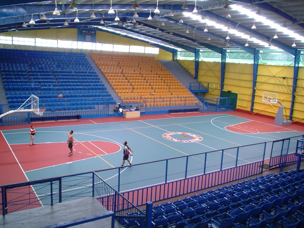 Basketball Court Surfaces - California Sports ...