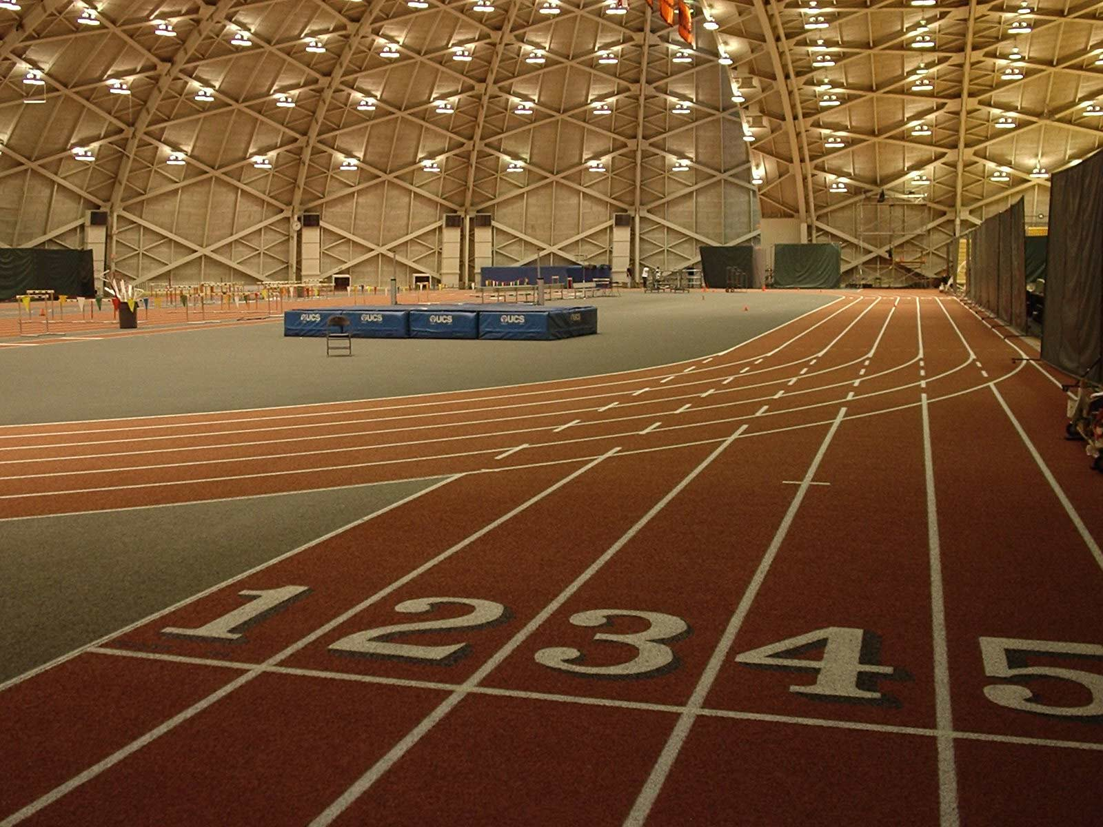 Princeton Indoor Track - California Sports ...