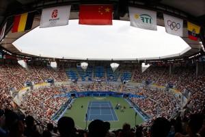 2008 Beijing Olympics Tennis Facility