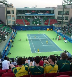 New Delhi Commonwealth Games 2010