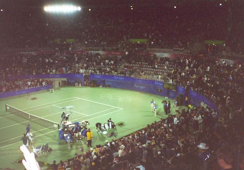 sport added to 2000 olympics in sydney-#13
