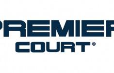Premier Court Logo Navy